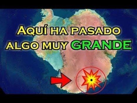 Una Descomunal Anomalía Gravitacional en la Antártida Deja Confundida a la NASA