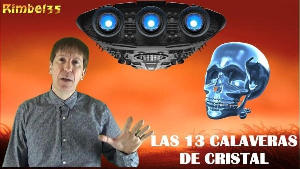 LAS 13 CALAVERAS DE CRISTAL CON UN PODER QUE TRANSFORMARÍA LA HUMANIDAD