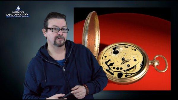 Misterioso Mensaje del Futuro en un Reloj