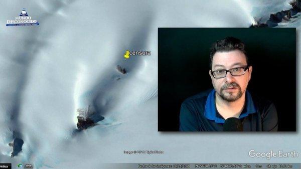 Extraña Experiencia en la Antártida