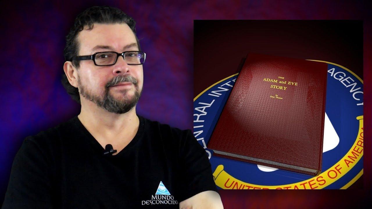 La CIA Desclasifica un Sorprendente Libro