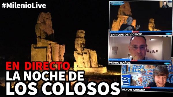 La noche de los Colosos | #MilenioLive | Programa nº 28 (13/04/2019)