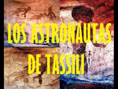 Los Astronautas de Tassili