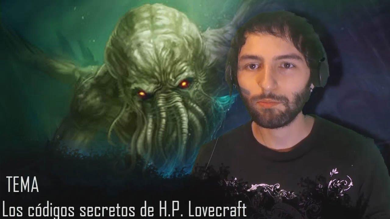 Los códigos secretos de H P Lovecraft