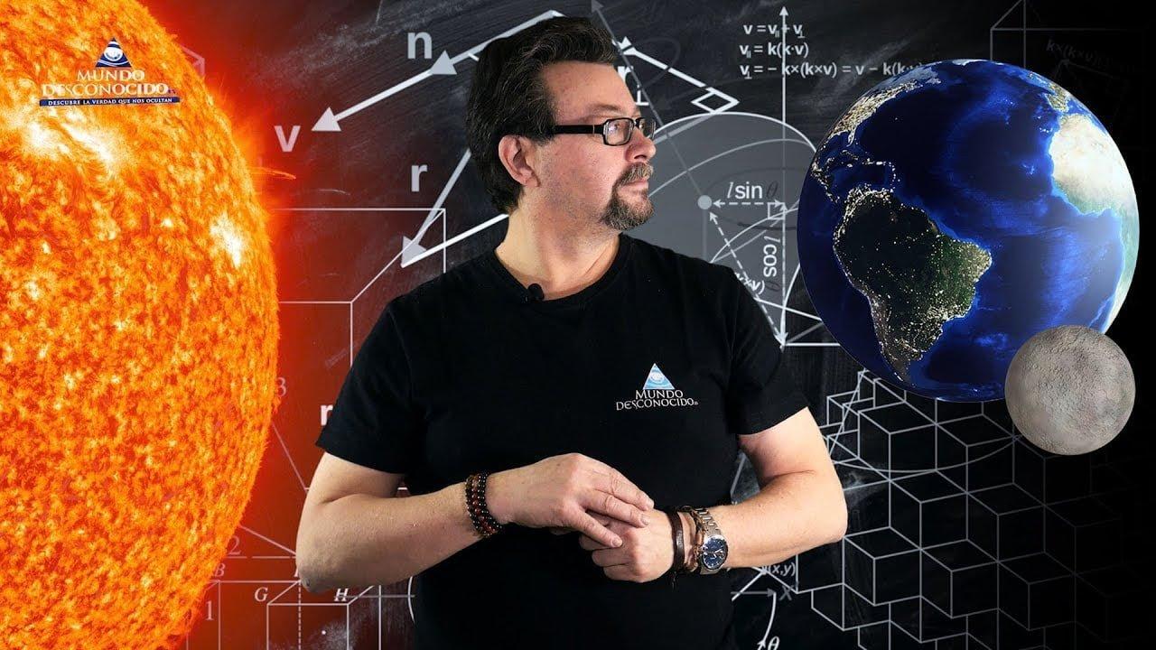 """Nuestro Sistema Solar parece haber sido Diseñado por """"Alguien"""""""