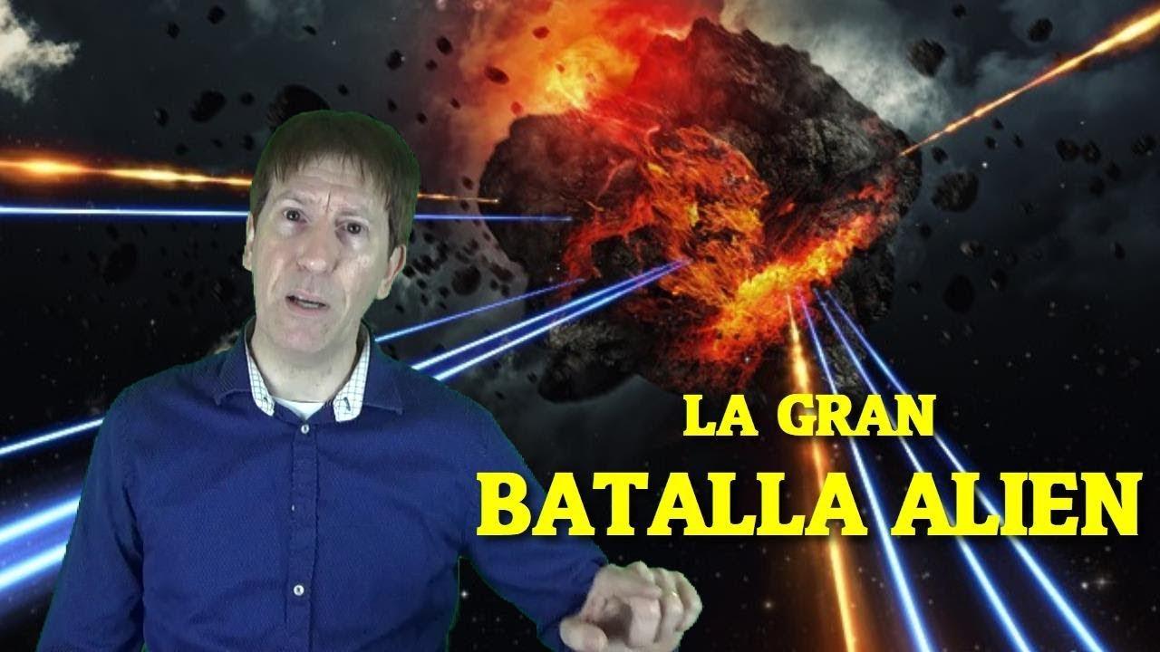 SE ACERCA UNA GRAN BATALLA DE RAZAS ALIEN QUE DECIDIRÁ EL DESTINO DEL MUNDO