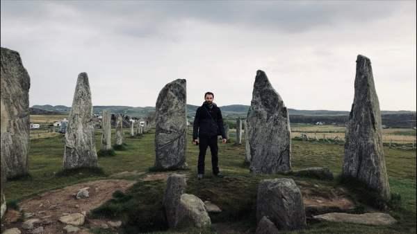 El misterio de las piedras de Callanish