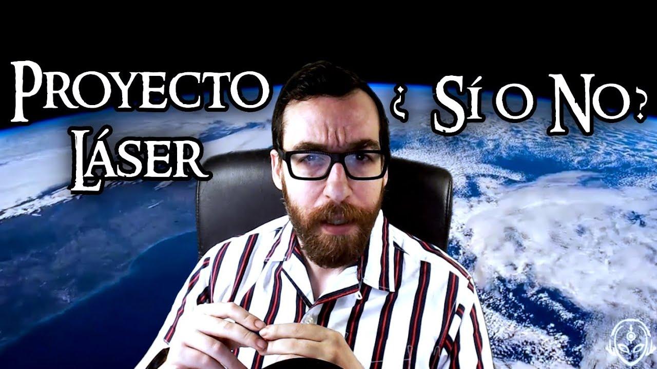 Proyecto Láser para Extraterrestres: ¿SI o NO?