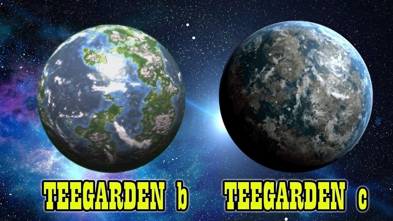 Descubren dos nuevos planetas con posible vida muy cerca for Cerca b b