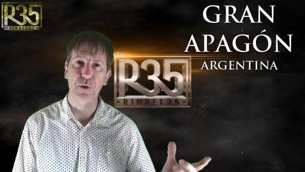 DIRECTO: GRAN APAGÓN EN ARGENTINA: ¿QUIÉN HA HECHO ESTO?