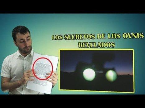 Los Secretos Más Increíbles de los OVNIs han Sido Revelados