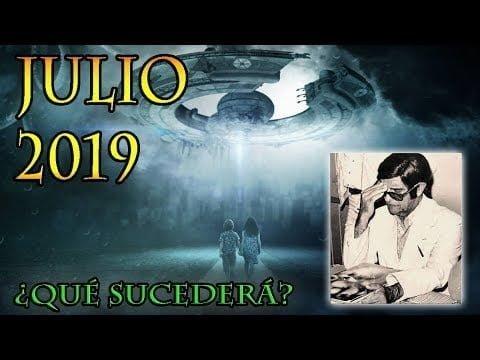 ¿Ocurrirá un GRAN EVENTO MUNDIAL el 20 de julio de 2019? La Predicción de Chico Xavier