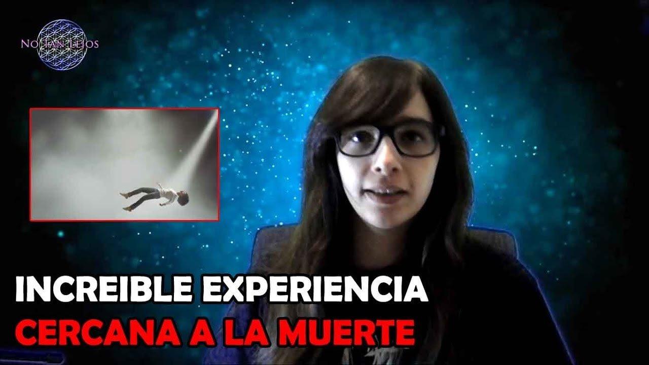 ''VEÍA NUBES LÍQUIDAS'' INCREÍBLE RELATO DEL MÁS ALLÁ