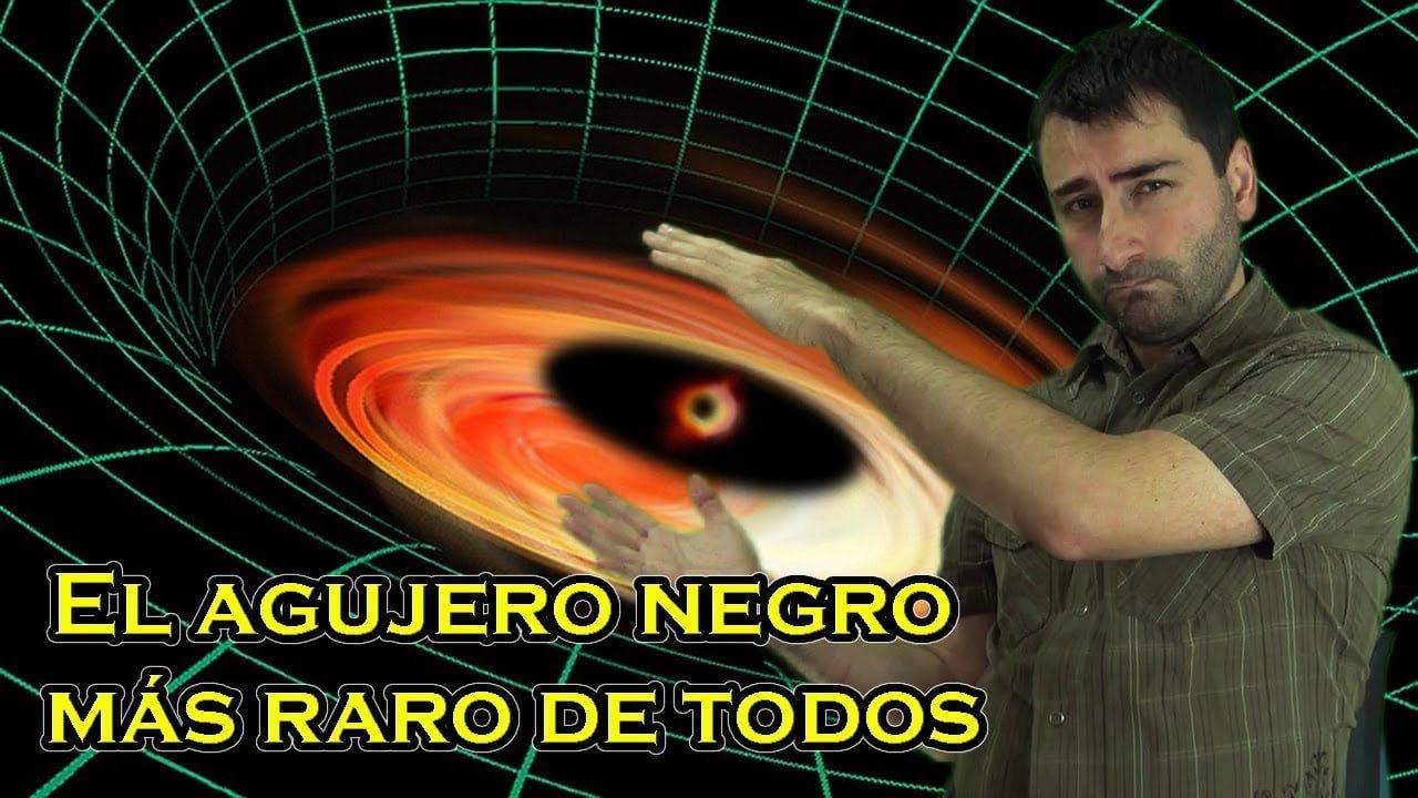 El Hubble Detecta Algo que NO Debería Existir Cerca de un Agujero Negro