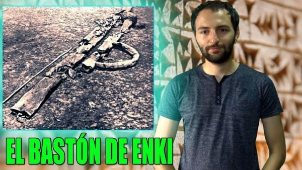 El objeto más extraño de la cultura Sumeria – El Bastón de Enki