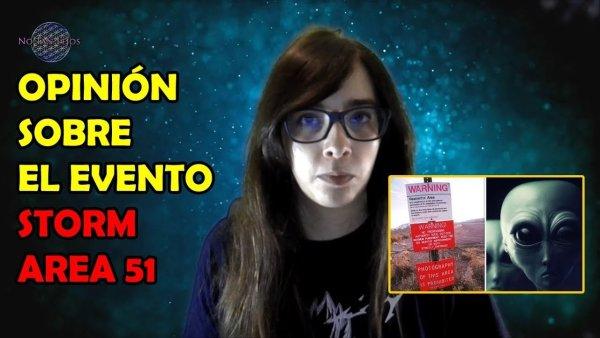 MI OPINIÓN SOBRE TODO LO DEL AREA 51