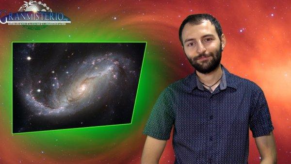 Aparecen misteriosos destellos de luz en el centro de la galaxia