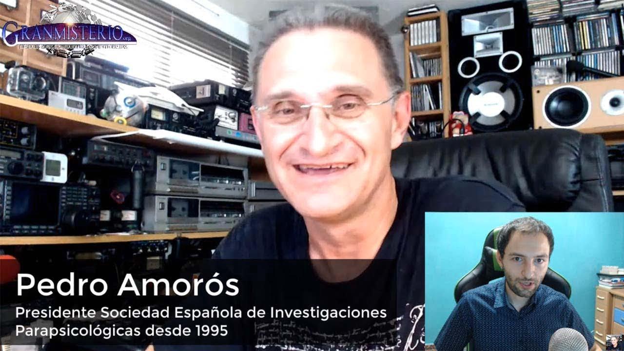 Entrevista al Mayor experto en Psicofonías – Pedro Amorós