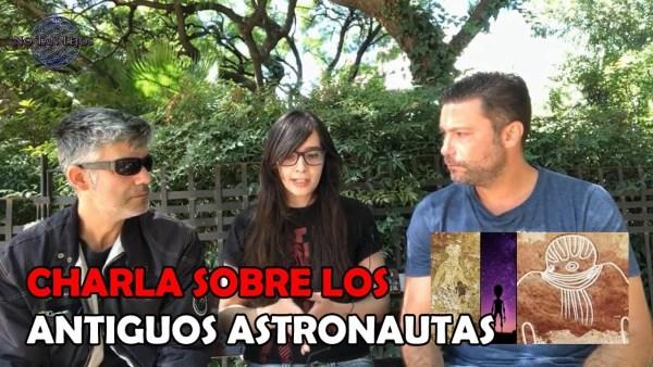 ANTIGUOS ASTRONAUTAS CON JACONOR73 Y UNSALTOQUANTICO