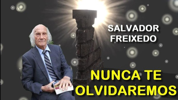 SE HA IDO EL MEJOR: FALLECE SALVADOR FREIXEDO