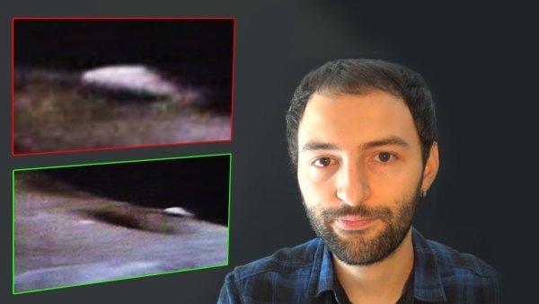 Un video perdido de la NASA muestra algo impactante en la Luna