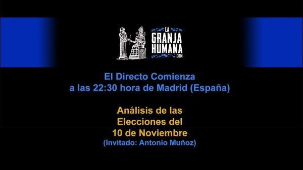 Elecciones 10 de Noviembre, Análisis del Futuro de España