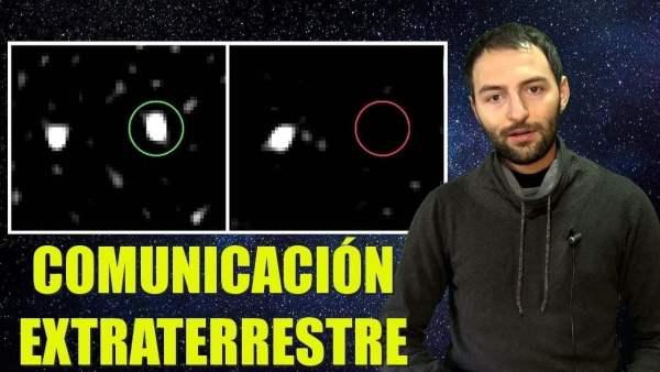 Detectan un Enorme Objeto Extraterrestre que envía señales a la tierra