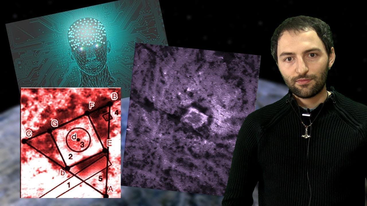 Una IA encuentra una Extraña estructura EXTRATERRESTRE en CERES