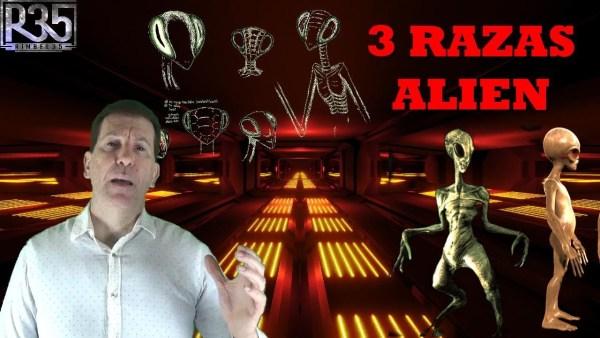 EXISTEN 3 Razas Alienígenas Que CONTROLAN El MUNDO