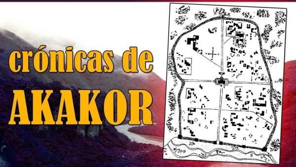 Las crónicas de AKAKOR y la leyenda de los Ugha Mongulala