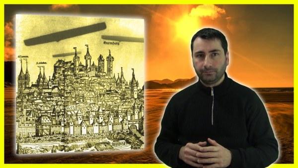 El Increíble Acontecimiento que Sucedió en los Cielos en 1561
