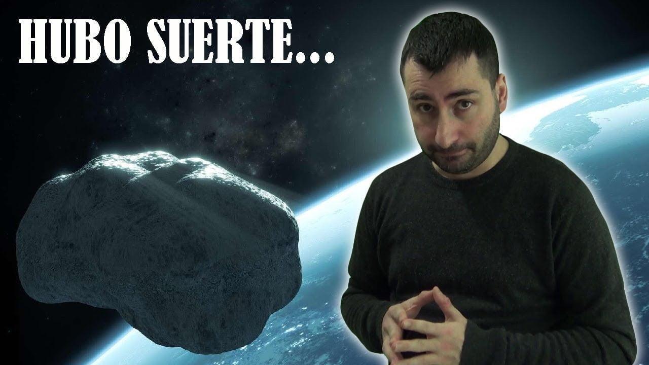 Un Gran Asteroide Pasó tan Cerca que Casi Destruye Satélites y NADIE lo vio Acercarse