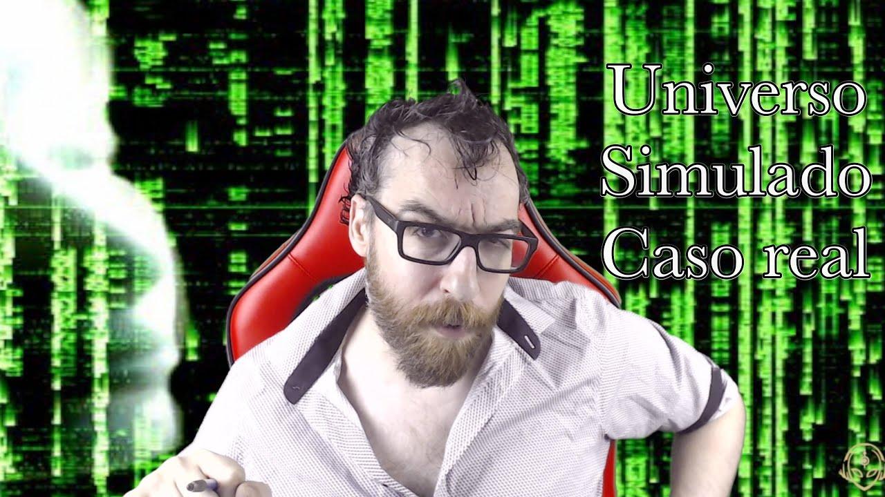 El extraño caso del hombre que vio un universo simulado en 2002
