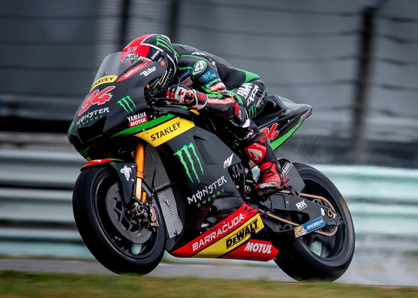 Jonas Folger buscará una buena actuación en el GP de Alemania, su carrera de casa.