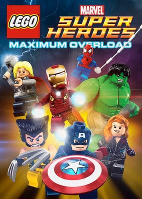 Lego Marvel Super Heroes Maximun Overload Small
