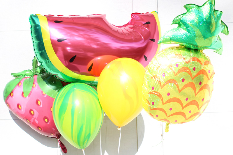 Festas de aniversário de verão