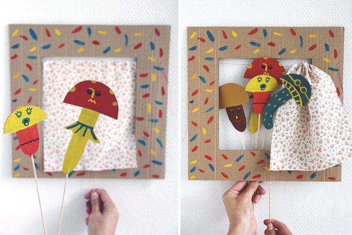 brinquedos para fazer em casa_marionete