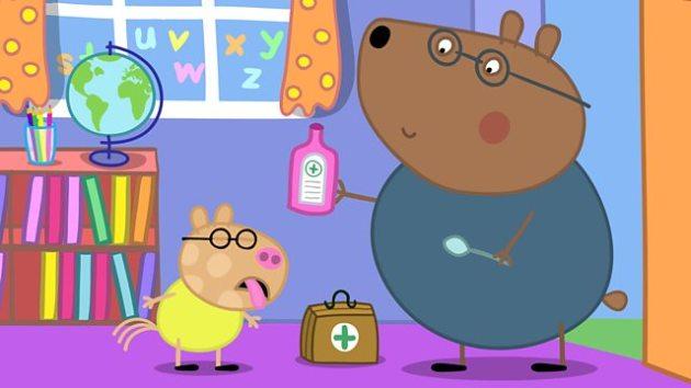 Polêmica Peppa Pig