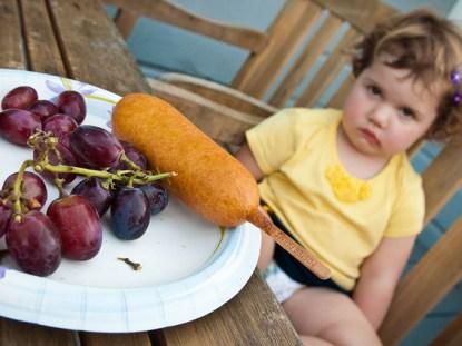 Meu filho é chato para comer