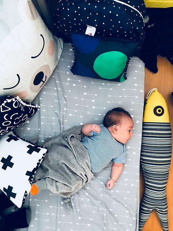 primeiro mes do bebe