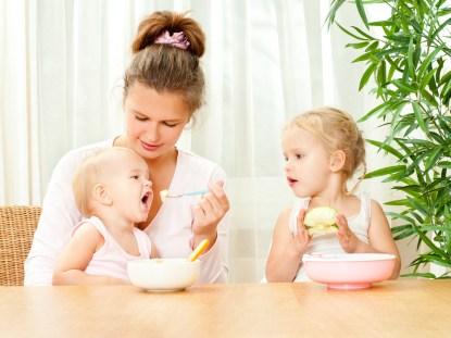 Alimentos que o seu filho não deve comer