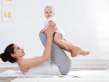 pós-parto e a barriga