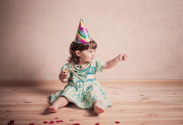 festa de criança sem presente