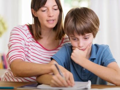 dever de casa para alunos do ensino fundamental