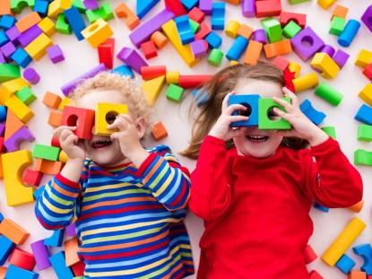 presentes para crianças de 1, 2 e 3 anos
