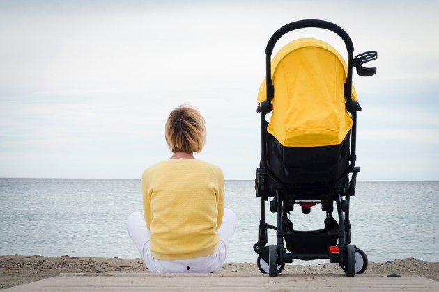 maternidade é improviso