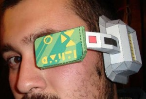 Dragon+Ball+Z+Scouter+Papercraft