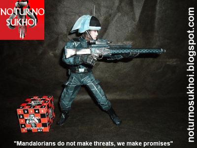 star wars rebel trooper papercraft