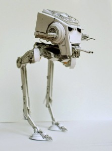 Star Wars AT-ST Walker Papecraft