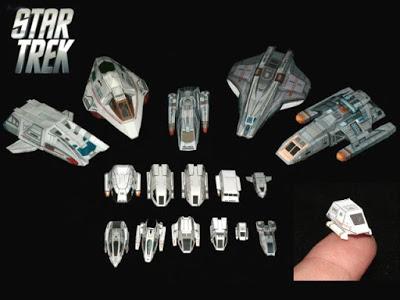 Mini-Papercraft-Star-Trek-Shuttles